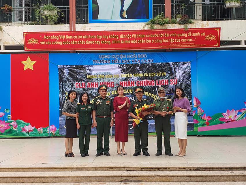 Hướng tới Kỉ niệm 46 năm ngày Giải phóng hoàn toàn miền Nam, thống nhất đất nước (30/4/1975 - 30/4/2021); 67 năm Chiến thắng Điện Biên Phủ