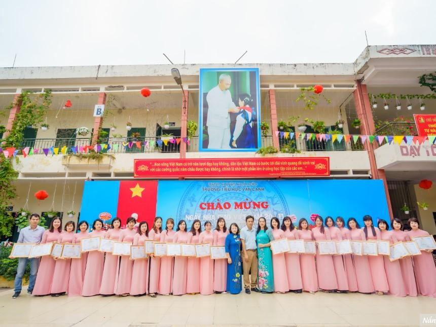 Diễn đàn học tập và đào tạo - Trường Tiểu Học Vân Canh