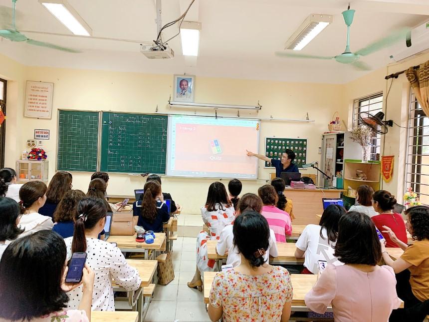 Diễn đàn văn hóa - thể thao - Trường Tiểu Học Vân Canh